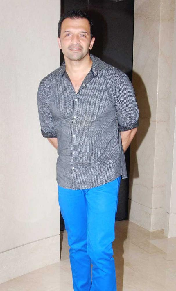 Sulaiman Merchant Spotted At The Elle Beauty Award 2012