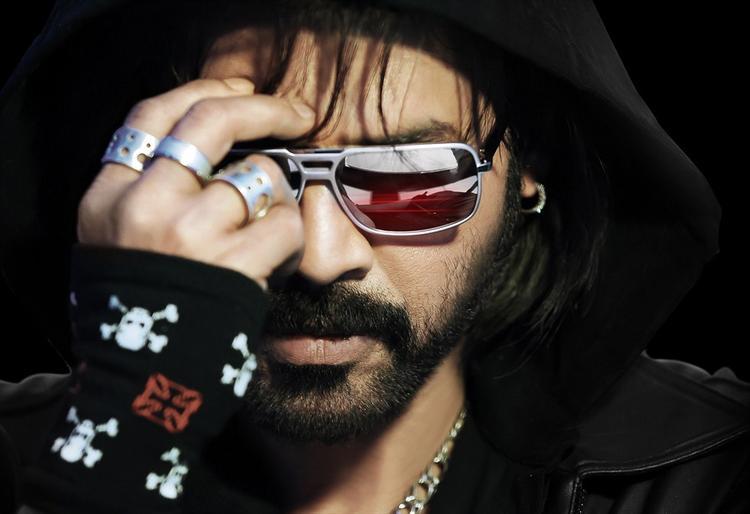 Venkatesh Rock Still In Shadow Movie