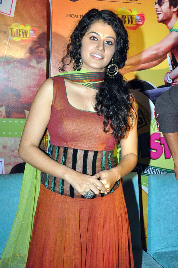 Taapsee Pannu Gorgeous Face Look Photo