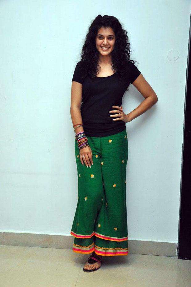 Taapsee Pannu Latest Photo Shoot Pic