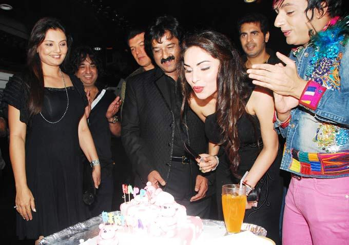 Shalika Sharma Celebrates Her Surprise Birthday Bash With Celebs
