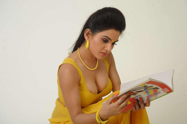 Kavya Singh Hottest Sexy Pic In Sorry Teacher Movie