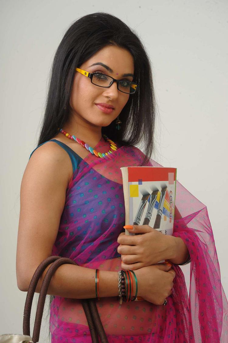 Kavya Singh Sorry Teacher Telugu Movie Stills