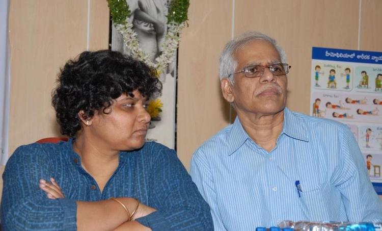 Nandini Reddy At Hemophilia Children Meet Event