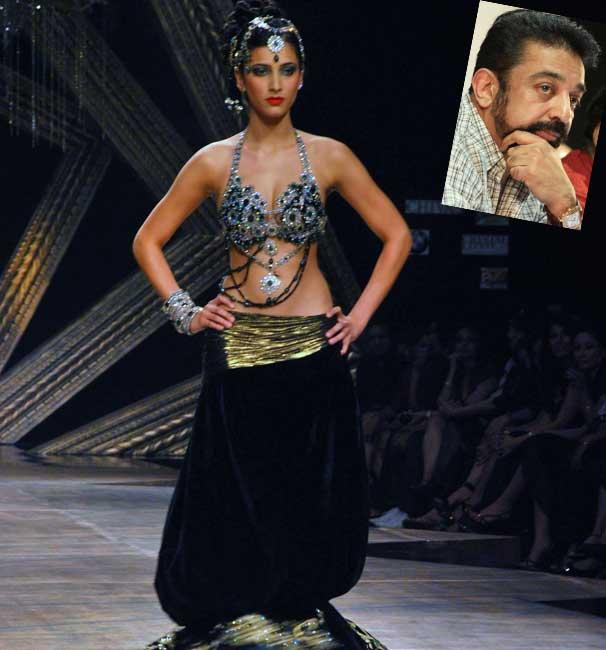 Shruti Haasan Ramp Walk Still