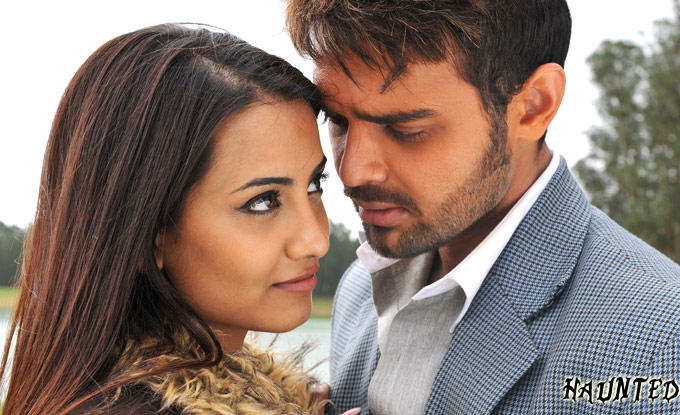 Mahakshay Chakraborty And Twinkle Bajpai In Haunted