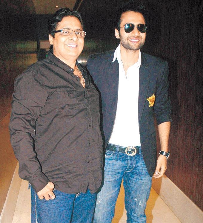 Vashu And Jackky Bhagnani Nice Photo Shoot