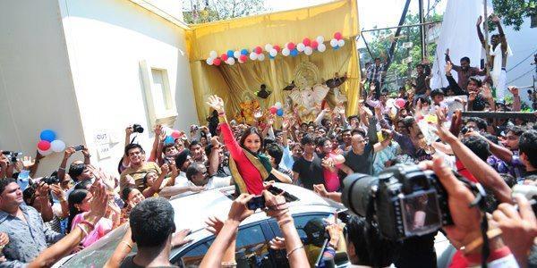 Rani Mukherjee Promote Aiyyaa With Nagpur People