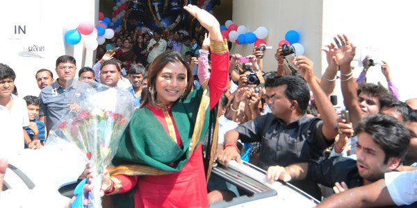 Rani Mukherjee Promote Aiyyaa at Nagpur