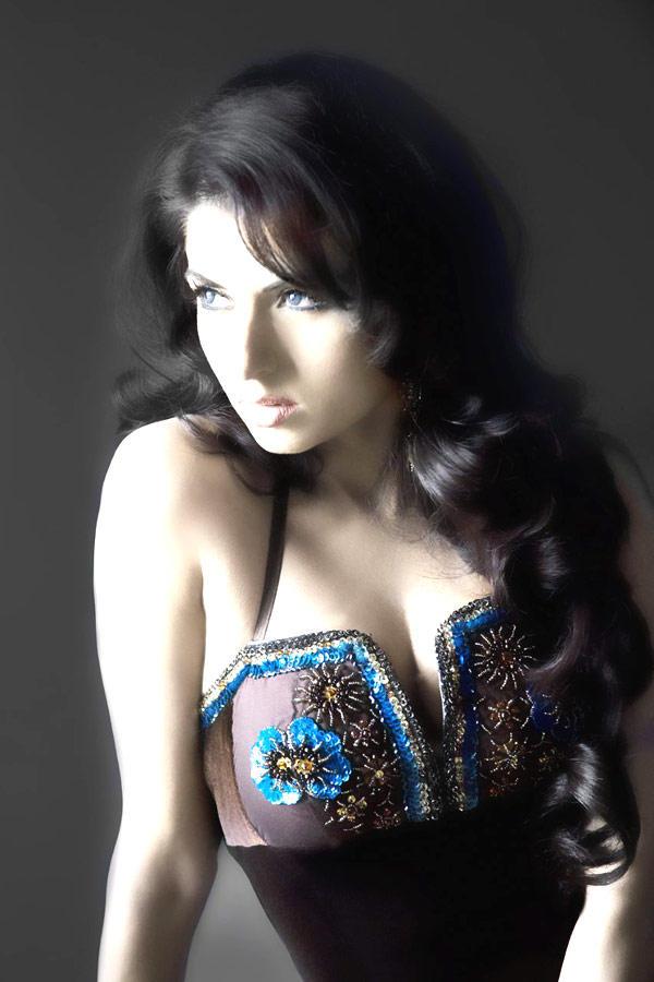 Hot Bhagyashree Glamour Look Still