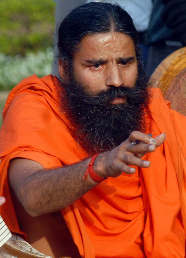 Yoga Guru Baba Ramdev Still
