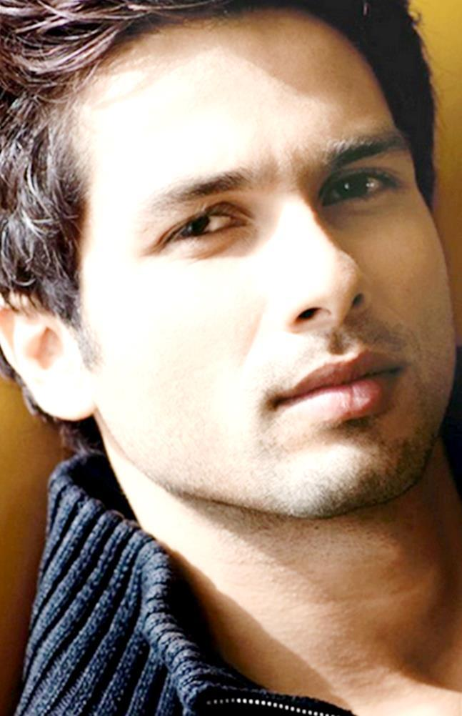 Extremely Handsome Shahid Kapoor From Grazia Men October 2012