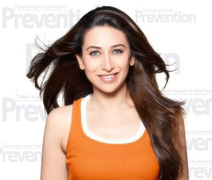 Karisma Kapoor On The Cover of Prevention India