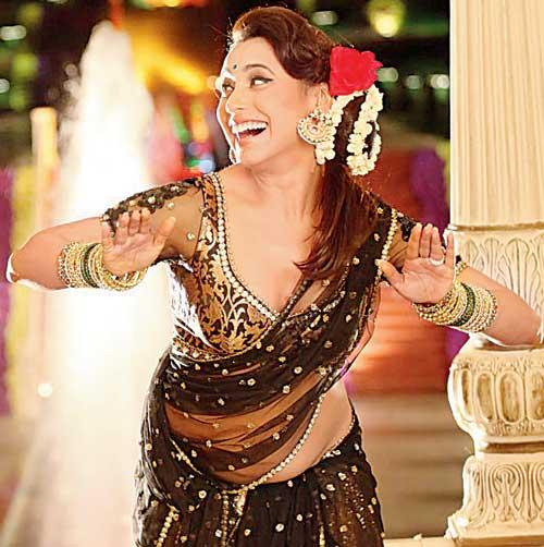 Rani Mukerji Marathi Dance Still From Aiyyaa