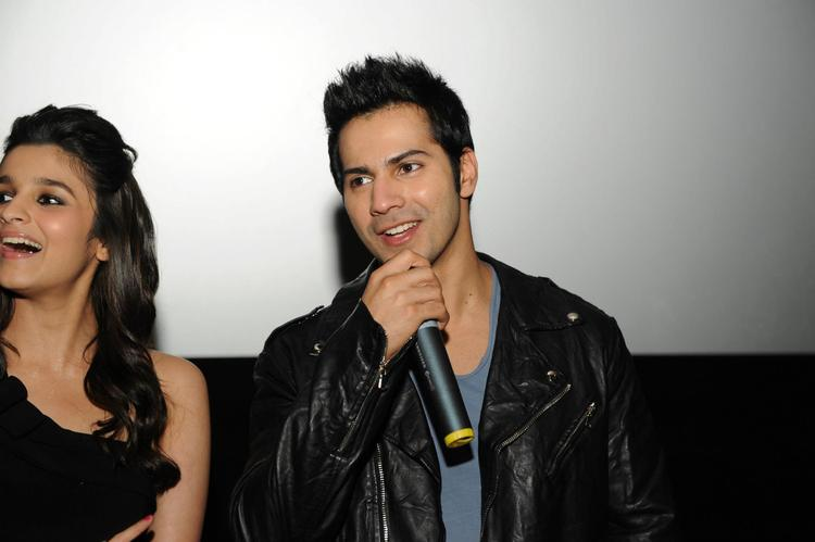 Alia And Varun Dhawan Talks About Their Upcoming Movie SOTY