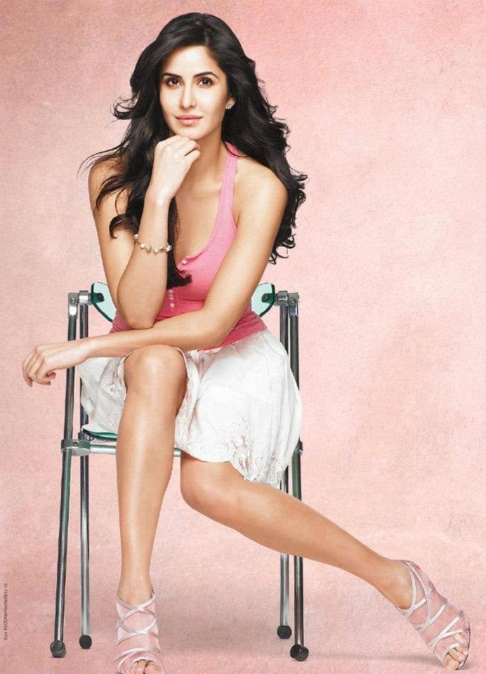 Katrina Kaif Barbie Doll Look In Veet Ad