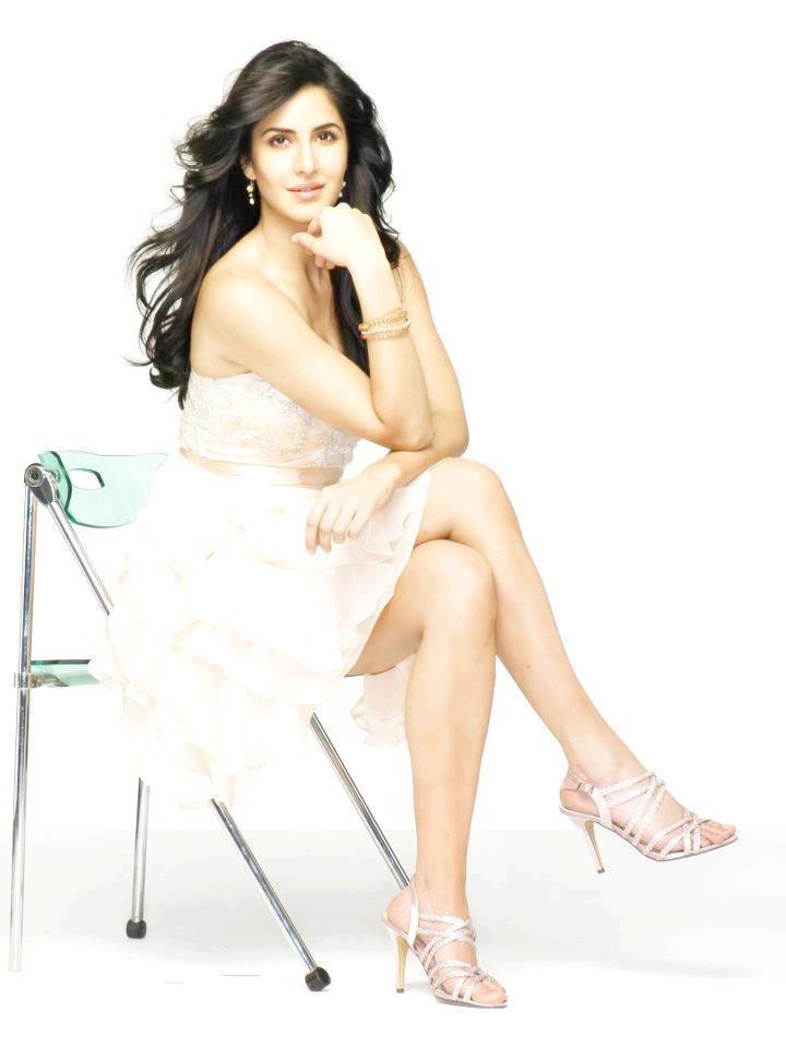 Katrina Kaif Milky Smooth And Silky Legs Show Still For Veet Ad