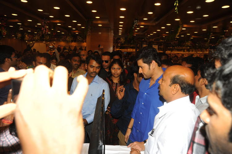 Mahesh Babu Inaugurates South India Shopping Mall In Kukatpally