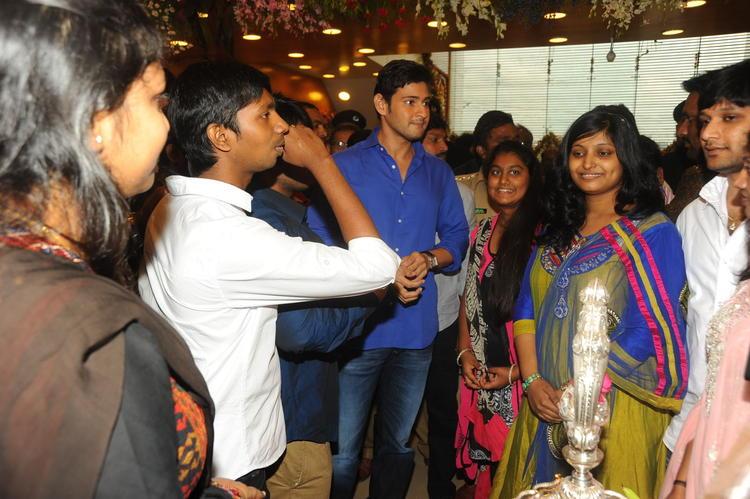 Mahesh Babu Launches South India Shopping Mall @ Kukatpally