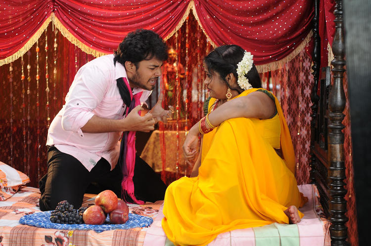 Tanish And Sana Nice Pic From Devdas Style Marchadu