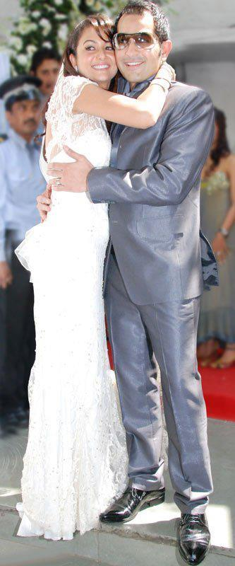 Amrita Arora  and Shakeel Ladak Wedding Pic