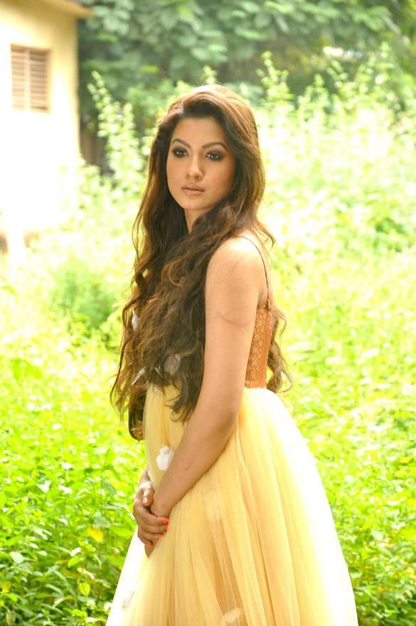 Gauhar Khan Exclusive Photo Shoot