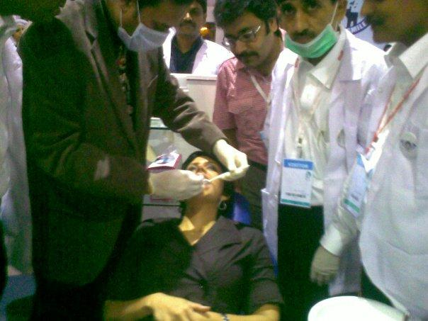 Mandira Bedi Getin Her Checkup Done At