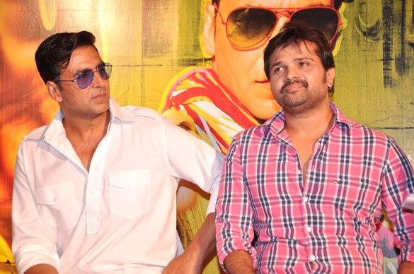 Akshay And Himesh Unveil The Trailer First Look Of Khiladi 786
