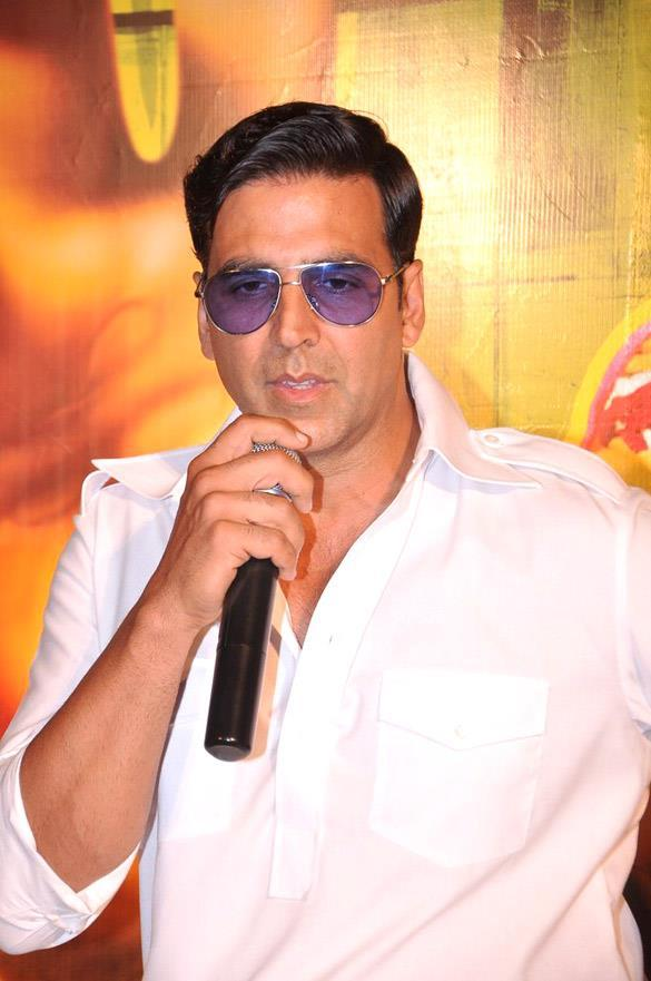Akshay Talking About His Upcoming Movie At Khiladi 786 Trailer Promo Launch Event