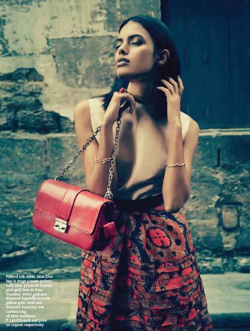 Lakshmi Menon Gorgeous Photo Shoot For Grazia Magazine