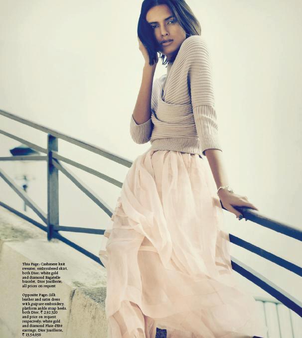 Lakshmi Menon Latest Still On Grazia Magazine Oct 2012