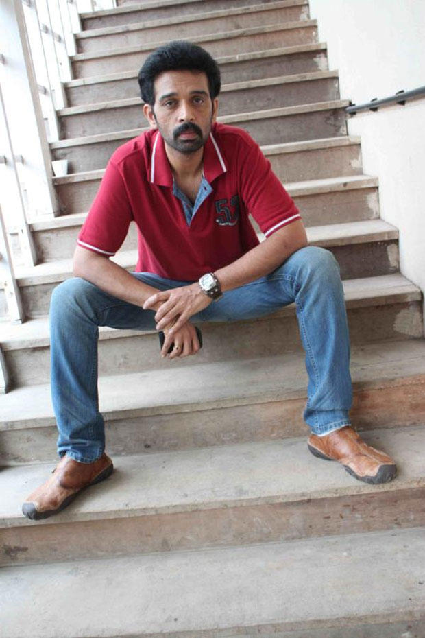 J D Chakravarthy at Bhoot Returns Movie Promotional Event