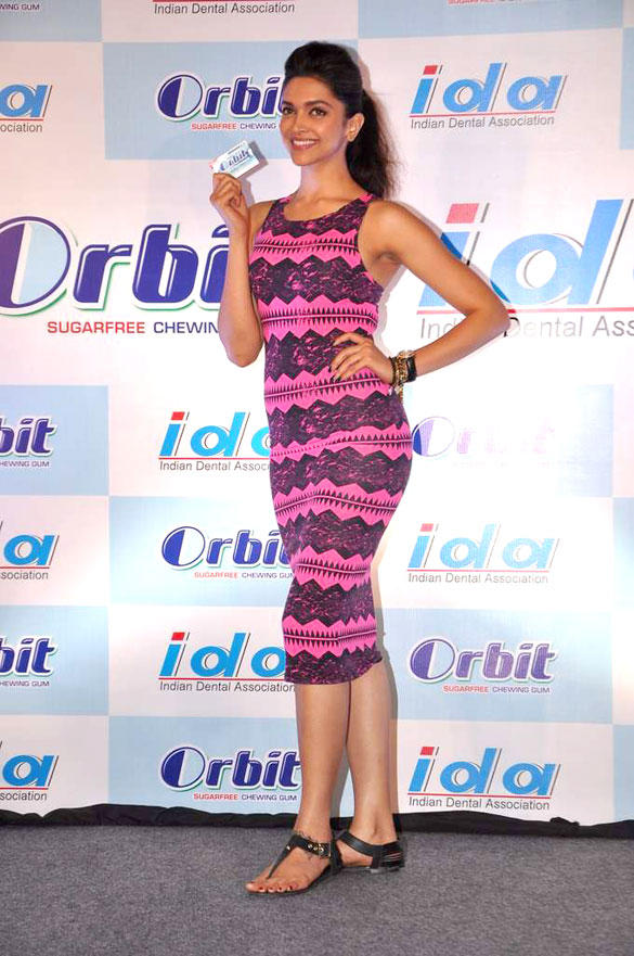 Deepika Padukone Launch IDA-Orbit