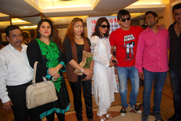 Vivek Oberoi At Free Eye Check Up Campaign Launcing Event
