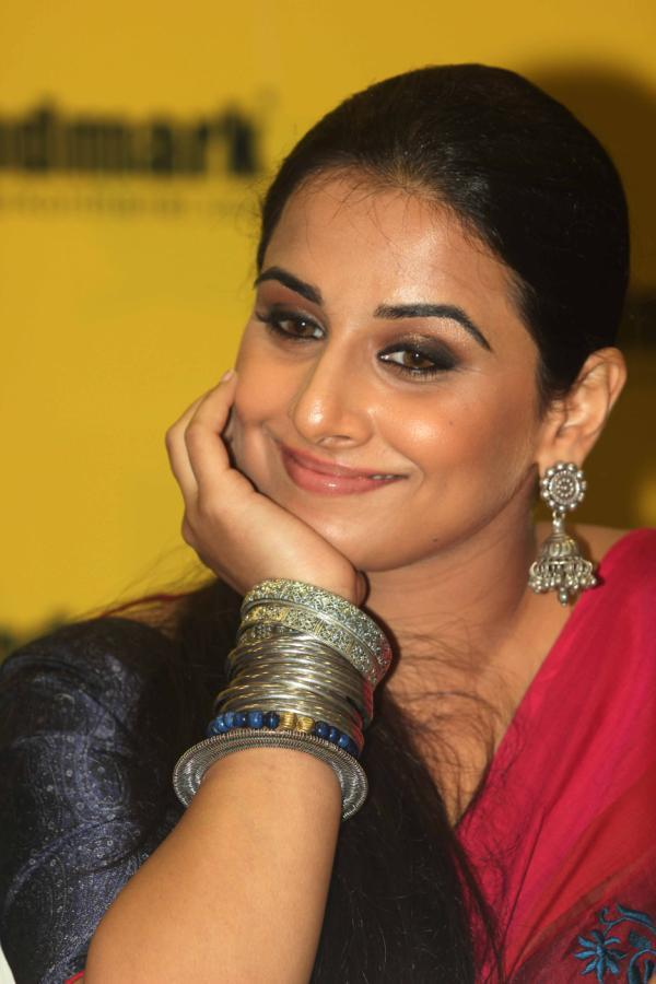 Vidya Cute Smiling Still At Unhooked Book Launch Event