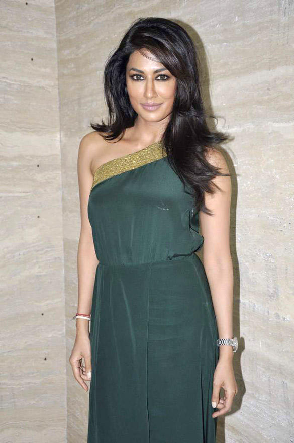 Bollywood Actress Chitrangada Launches Women's Health Magazine October 2012 Edition