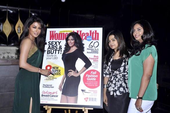 Chitrangada Singh At The Launch Of Women's Health Magazine