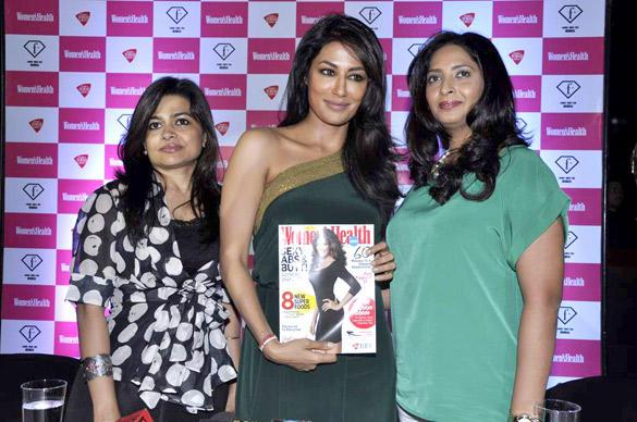 Chitrangada Singh Launches Women's Health Magazine