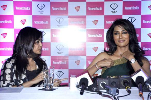 Chitrangada Singh Spoke On The Women's Health Magazine