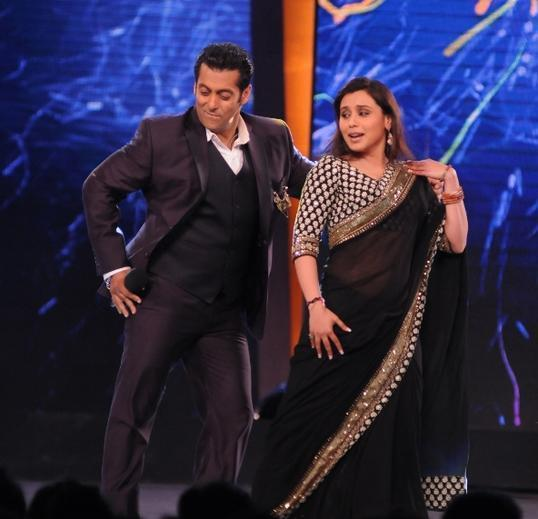 Salman And Rani On Bigg Boss 6