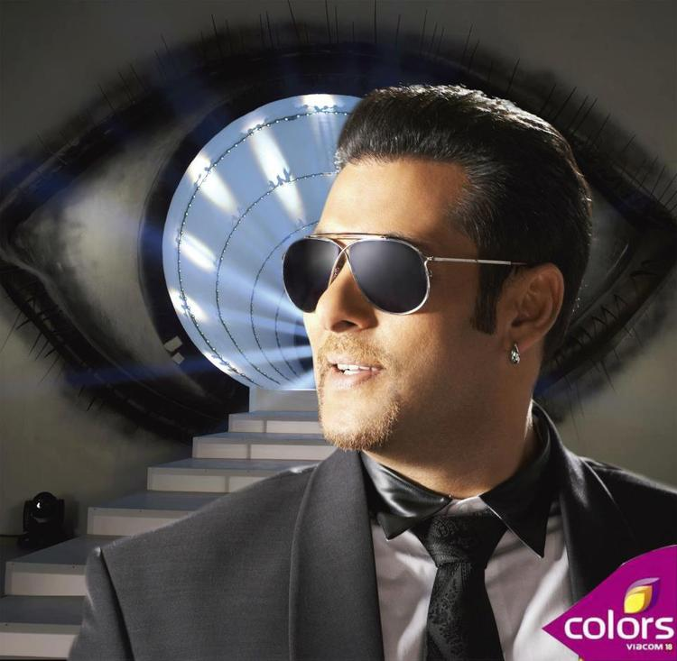 Salman Khan Stylish Photo Shoot For Bigg Boss Season 6