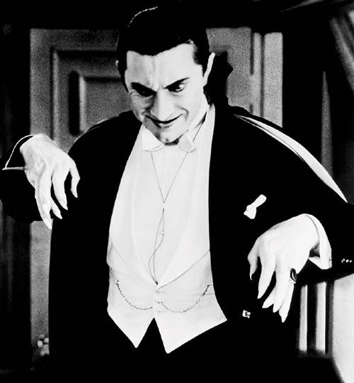 Bela Lugosi Plays Lead Role In Dracula A Vampire Horror Film