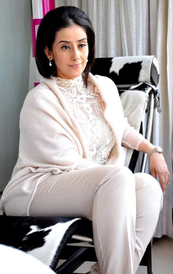 Manisha Koirala At Bhoot Returns Promo