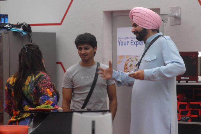 Navjot Singh Sidhu Funny Moments In Bigg Boss House