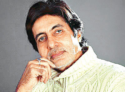 Amitabh Bachchan Exclusive Still