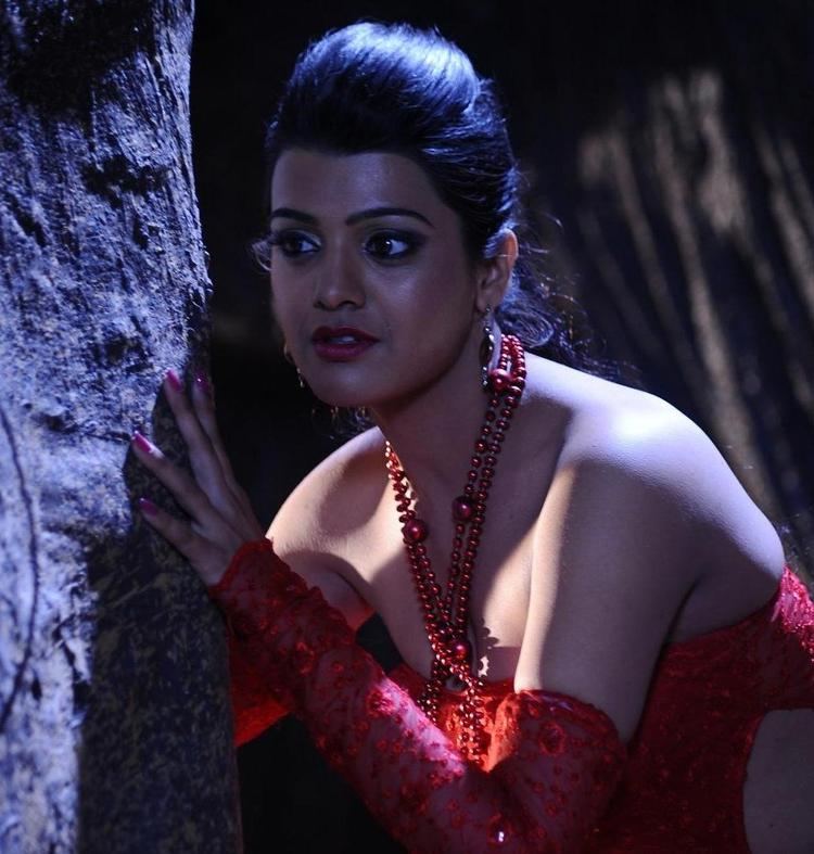 Tashu Kaushik Charming Hot Look Still