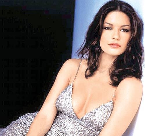 Catherine Zeta-Jones Sexy And Hot Still