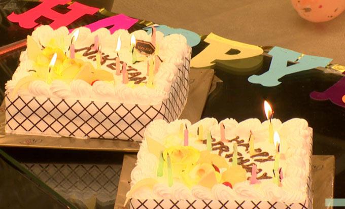 Birthday Cakes Sent By Bigg Boss For Niketan