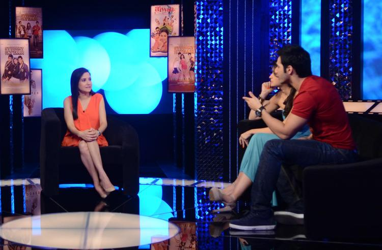 Anupama Chopra At Her Show With SOTY Team