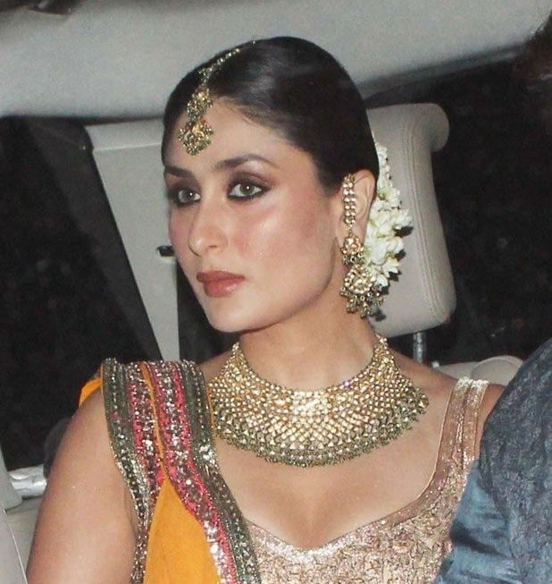Kareena at her Sangeet